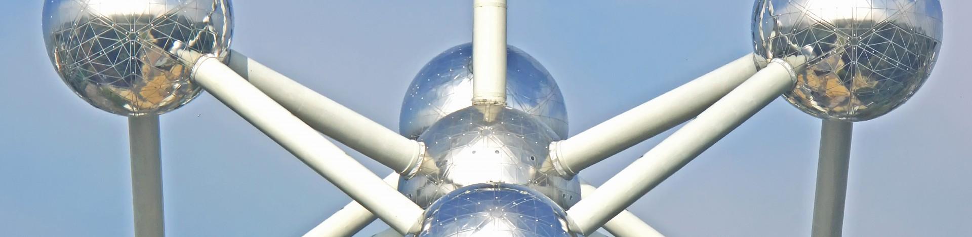 Parkeren op de Heysel rond Atomium Brussel
