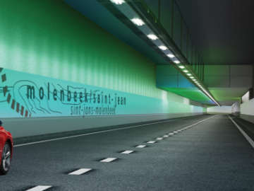 Tunnel léopold